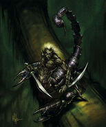 Scarrow (Scorpion Drider)