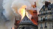 Nicole Cathedral fire
