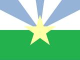 Bandera del Principado de Aurora
