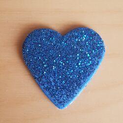 Four Blue Hearts