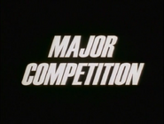 107a. Major Competiton