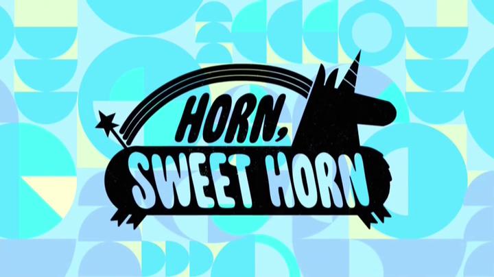 Horn, Sweet Horn