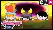 Powerpuff Girls Phantasm Chasm Nightmare Cartoon Network