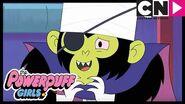 Powerpuff Girls Mojo Jojo Loves Kittens! Cartoon Network