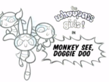 Monkey See, Doggie Doo (Short)