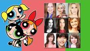 """Characters Voice Comparison - """"The Powerpuff Girls"""""""