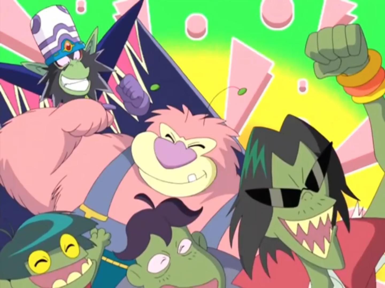 The Mojo League of Evil