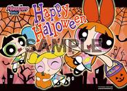 Happy Halloween Powerpuff Girls