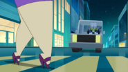 Ms. Keane's Legs in Save the Date