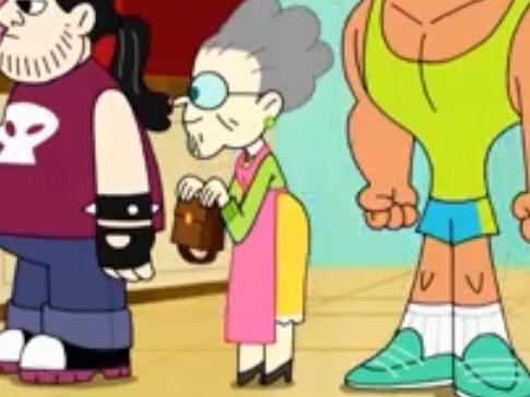 Granny Gwen