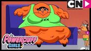 Powerpuff Girls Guns of Steel Cartoon Network