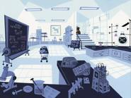 Utonium residence - Utonium's Lab (2)