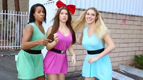 The Powerpuff Girls Get Arrested Lele Pons
