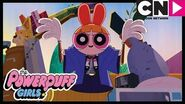 Powerpuff Girls Blossom's Alien Cartoon Network