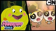 Powerpuff Girls The Hungry Caterpillar - Earth Day! Cartoon Network