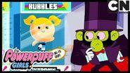Powerpuff Girls Mojo Jojo Finally Takes Down The Powerpuff Girls Cartoon Network