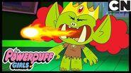🎃Powerpuff Girls 🎃 The Powerpuff Girls Turn Into Evil Witches! 🧙🏻♀️ Cartoon Network