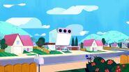 Flipped Out – The Powerpuff Girls - Best Cartoon Network Game 4 Kids -2 TOWNSVILLE