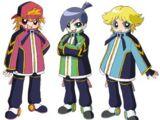 The Rowdyruff Boys (Powerpuff Girls Z)