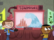 Dexter's Lab - Tsunami