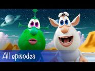 Booba - Compilation of All Episodes - Cartoon for kids