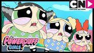 Powerpuff Girls Powerpuff Grannies vs Mojo Jojo Cartoon Network