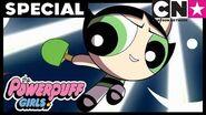 Powerpuff Girls Ping Pong Z SPECIAL Cartoon Network
