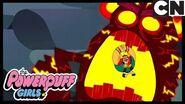 Powerpuff Girls Friend Warriors Cartoon Network