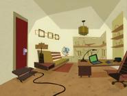 Utonium residence - Utonium's Room