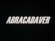 105b. Abracadaver