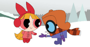 Blossom and Dexter's Wintery Love