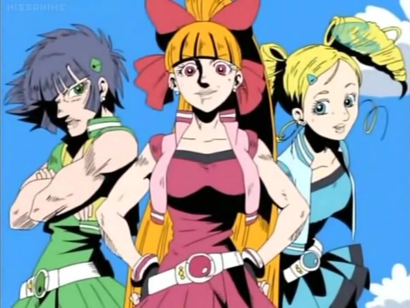 Super Tough Girls (Episode)