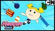 Powerpuff Girls Bubbles The Robot Cartoon Network
