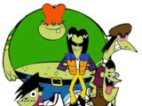 The Gangreen Gang (1998 TV series)