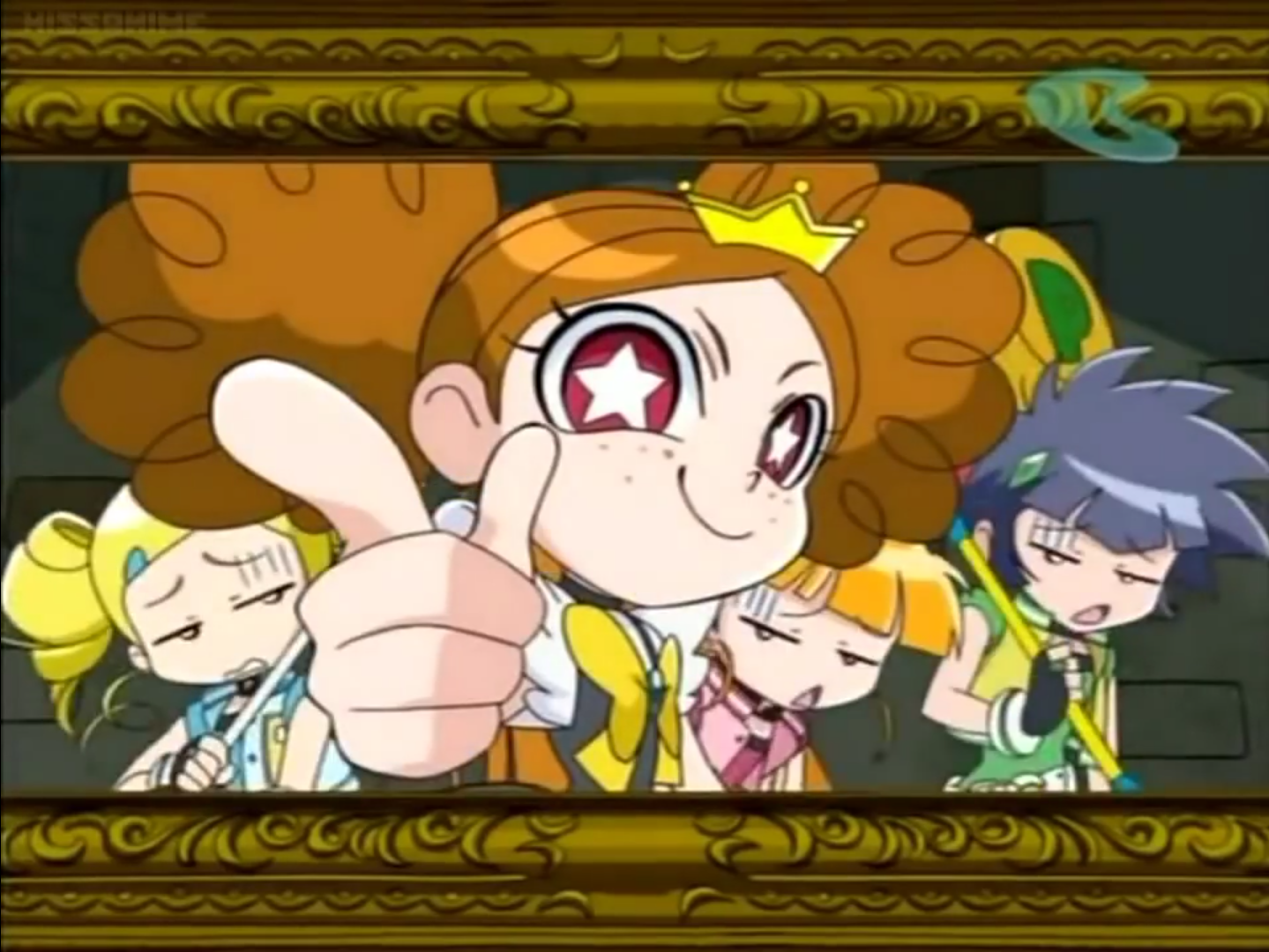 The Legend of Princess Morbucks