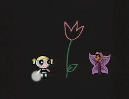 HIM and Bubbles With a Flower.png