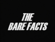 109b. The Bare Facts
