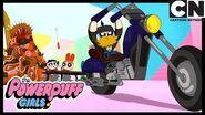 Powerpuff Girls Man Baby Cartoon Network
