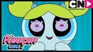Powerpuff Girls New Powers! Cartoon Network