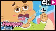 Powerpuff Girls The Big Baby Cartoon Network