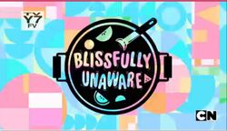 Blissfully unaware title card.jpg