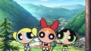 The Powerpuff Girls at Hinamizawa
