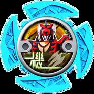 Jungle Pride Megazord Ninja Power Star