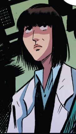 Doctor K/2016 comic