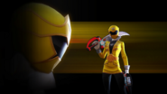Legacy Wars Yellow Super Megaforce Ranger Wallpaper