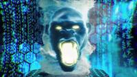 Blue Beast Morphers Ranger Morph 1