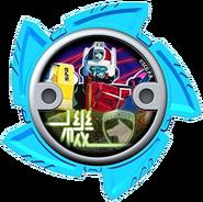 Delta Squad Megazord Ninja Power Star