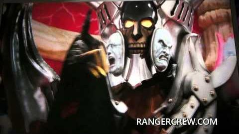 Power Rangers Dino Charge Marketing Teaser