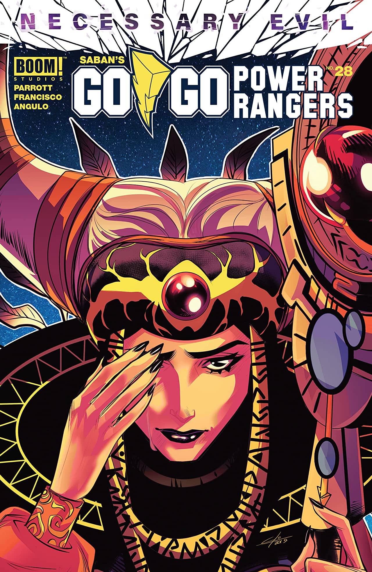 Go Go Power Rangers Issue 28