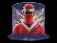 Red aquitar Ranger Morph 2